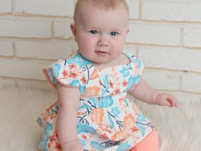 Maggie 6 month Session 2018